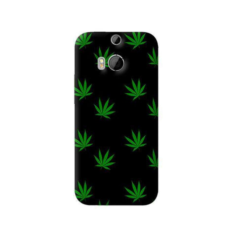 Marijuana   HTC One M8 Case