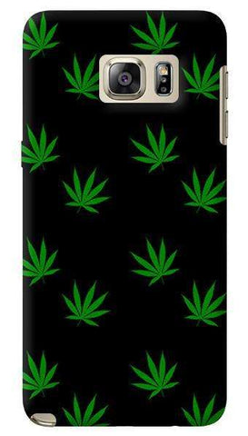 Marijuana  Samsung Galaxy Note 5 Case