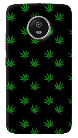 Marijuana Motorola Moto G5 Plus Case
