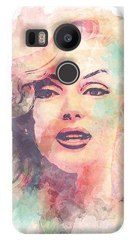 Marilyn Abstract   Nexus 5X Case