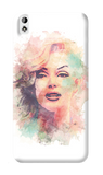 Marilyn Abstract HTC Desire 816 Case