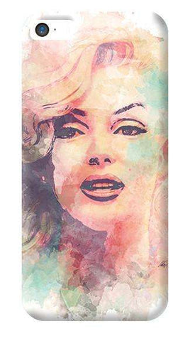 Marilyn Abstract iPhone 5/5S Case