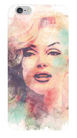 Marilyn Abstract iPhone 6/6S Case