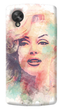 Marilyn Abstract LG Nexus 5 Case