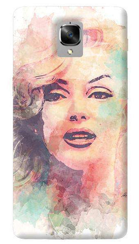 Marilyn Abstract Oneplus 3/ 3T Case