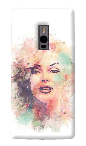 Marilyn Abstract OnePlus Two Case