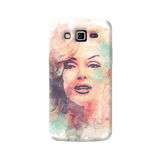 Marilyn Abstract Samsung Galaxy Grand 2 Case