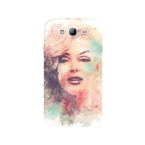 Marilyn Abstract Samsung Galaxy Grand Case