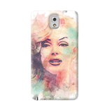 Marilyn Abstract Samsung Galaxy Note 3 Case