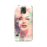 Marilyn Abstract Samsung Galaxy S5 Case