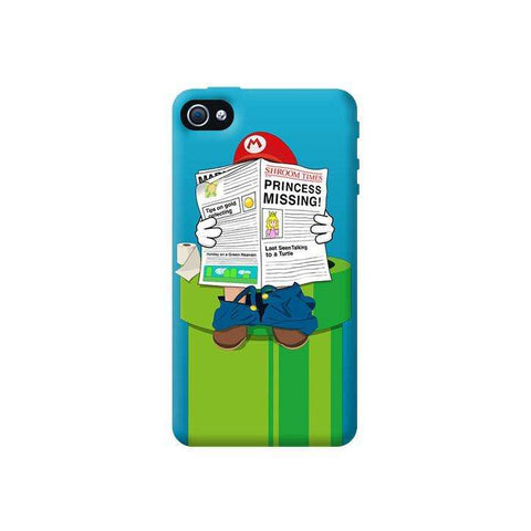 Mario  Apple iPhone 4/4S Case
