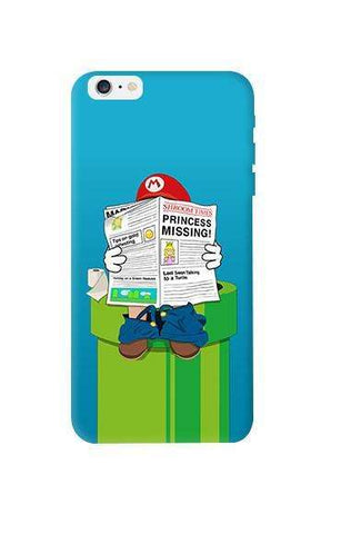 Mario  Apple iPhone 6 Plus Case