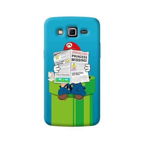 Mario  Samsung Galaxy Grand 2 Case