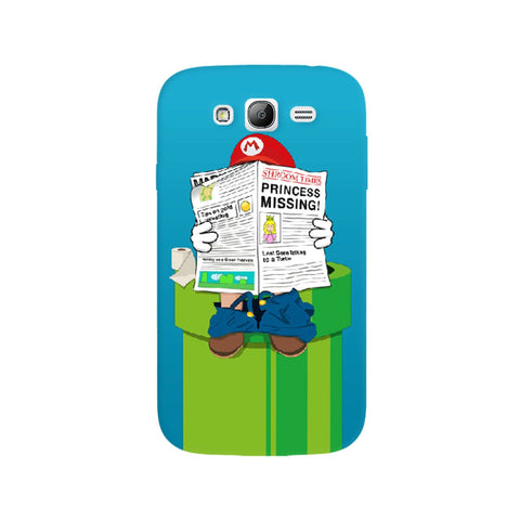 Mario  Samsung Galaxy Grand Case