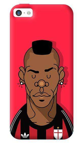 Mario Balotelli   Apple iPhone 5C Case