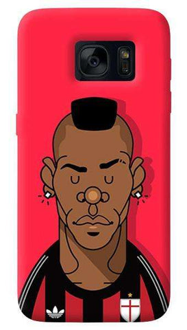 Mario Balotelli   Samsung Galaxy S7 Edge Case