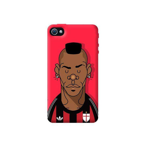Mario Balotelli  Apple iPhone 4/4S Case