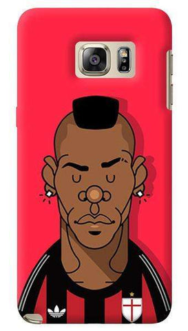 Mario Balotelli  Samsung Galaxy Note 5 Case