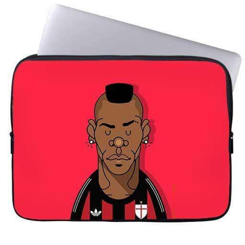 Mario Balotelli Laptop Sleeve