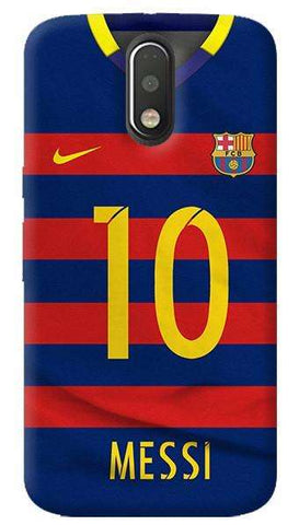 Messi Motorola Moto G4/ G4 Plus Case