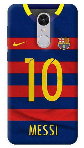 Messi Xiaomi Redmi Note 4 Case