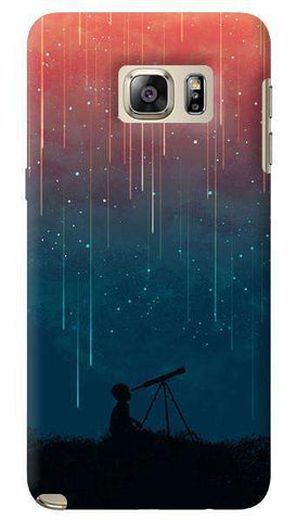 Meteor Rain  Samsung Galaxy Note 5 Case