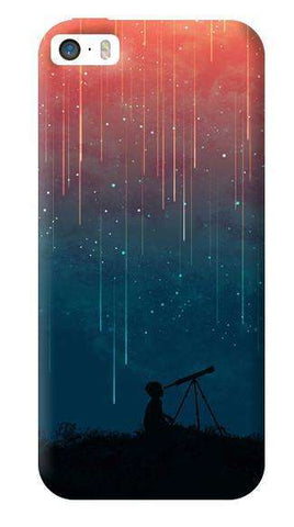 Meteor Rain Apple iPhone 5C Case