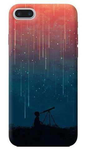 Meteor Rain Apple iPhone 7 Plus Case
