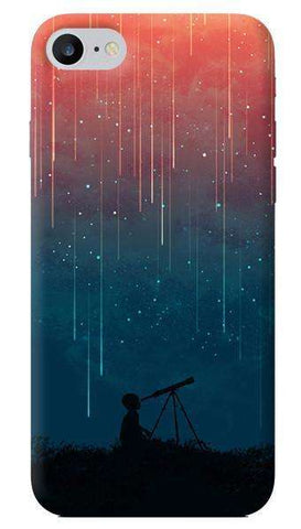 Meteor Rain iPhone 7 Case