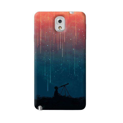 Meteor Rain Samsung Galaxy Note 3 Case