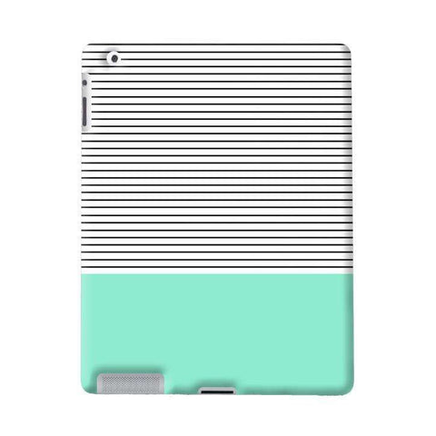 Minimal Mint Apple iPad Case