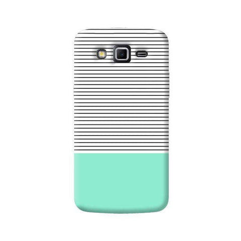 Minimal Mint Samsung Galaxy Grand 2 Case