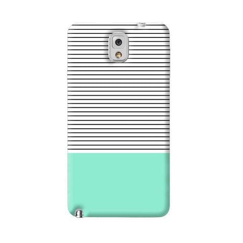 Minimal Mint Samsung Galaxy Note 3 Case