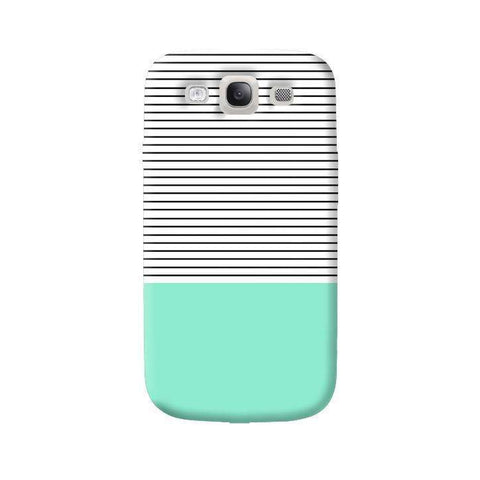 Minimal Mint Samsung Galaxy S3 Case