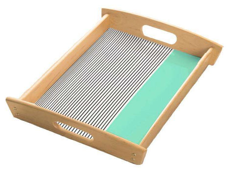 Minimal Mint Serving Tray