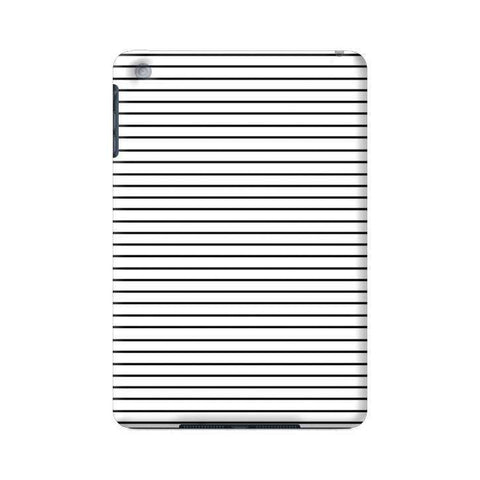 Minimal Stripes Apple iPad Mini Case
