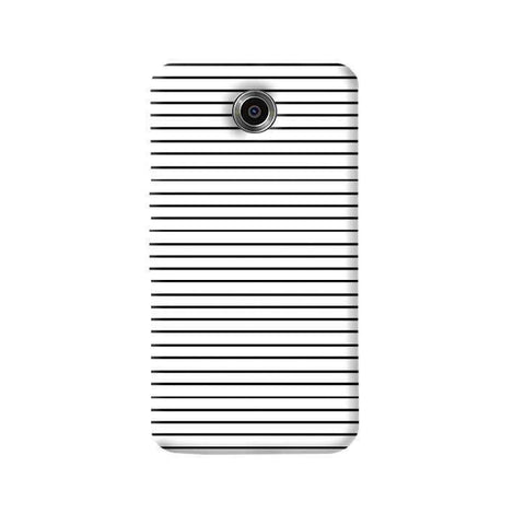 Minimal Stripes Nexus 6 Case