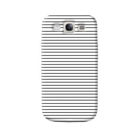 Minimal Stripes Samsung Galaxy S3 Case