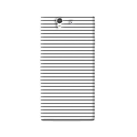 Minimal Stripes Sony Xperia Z Case