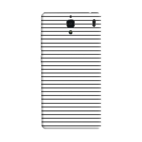 Minimal Stripes Xiaomi Redmi 1S Case