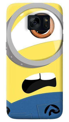 Minion   Samsung Galaxy S7 Edge Case