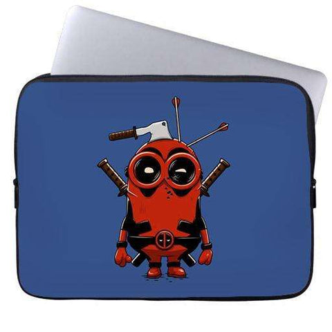 Minion Pool Laptop Sleeve