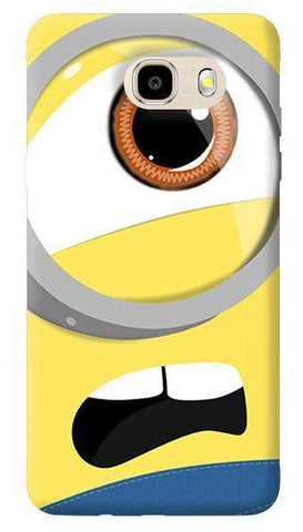 Minion Samsung Galaxy J7 Prime Case