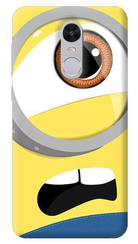 best website 8fd02 2c5a9 Minion Xiaomi Redmi Note 4 Case - Cyankart.com