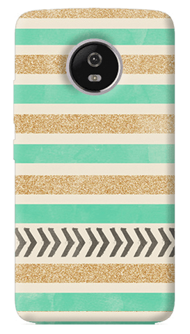 Mint and Arrow Motorola Moto G5 Plus Case