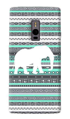 Mint Elephant. OnePlus Two Case