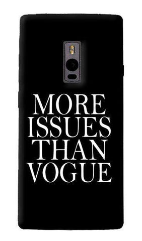 More Issues Than Vogue OnePlus Two Case