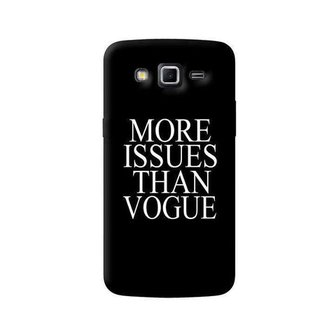 More Issues Than Vogue Samsung Galaxy Grand 2 Case