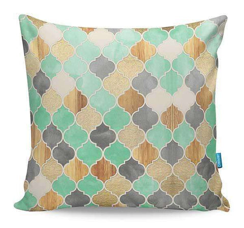 Moroccan Pattern Cushion Cover
