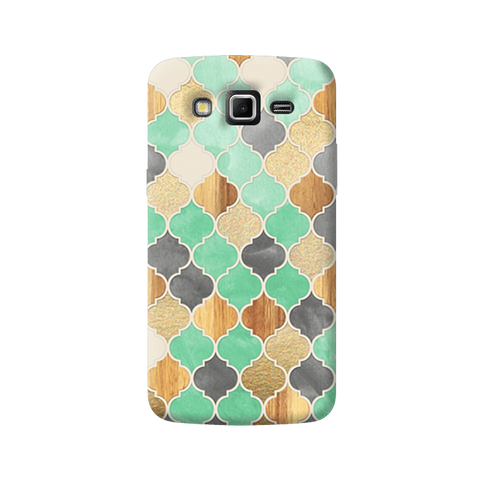 Moroccon Pattern Samsung Galaxy Grand 2 Case